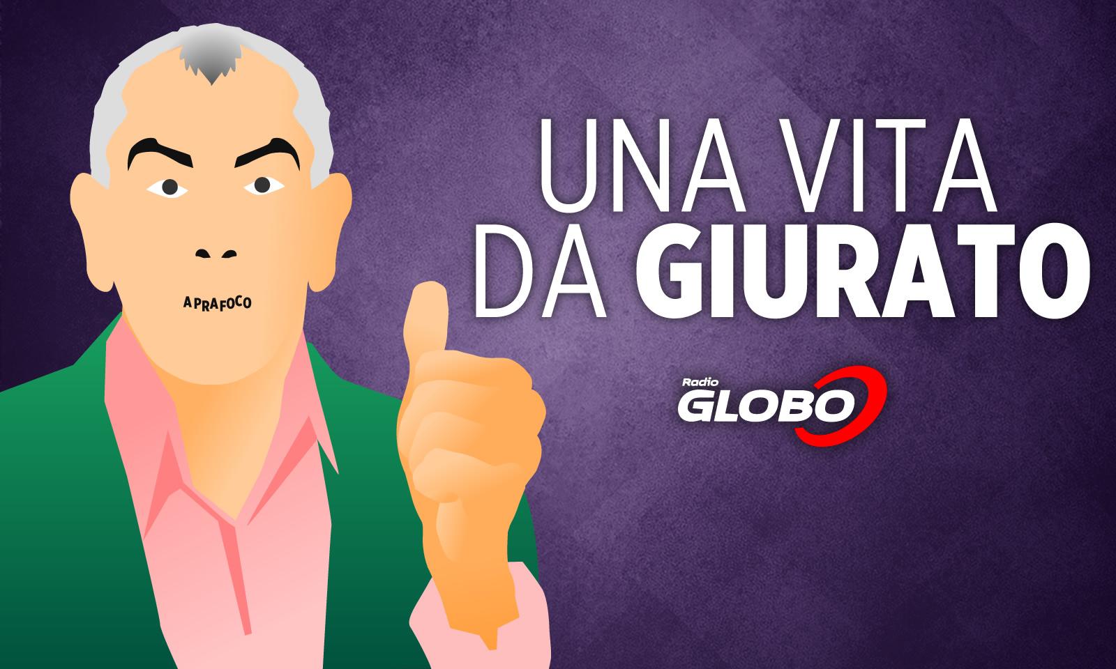 Una Vita da Giurato - Radio Globo