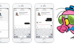 Conversazioni Segrete con Messenger