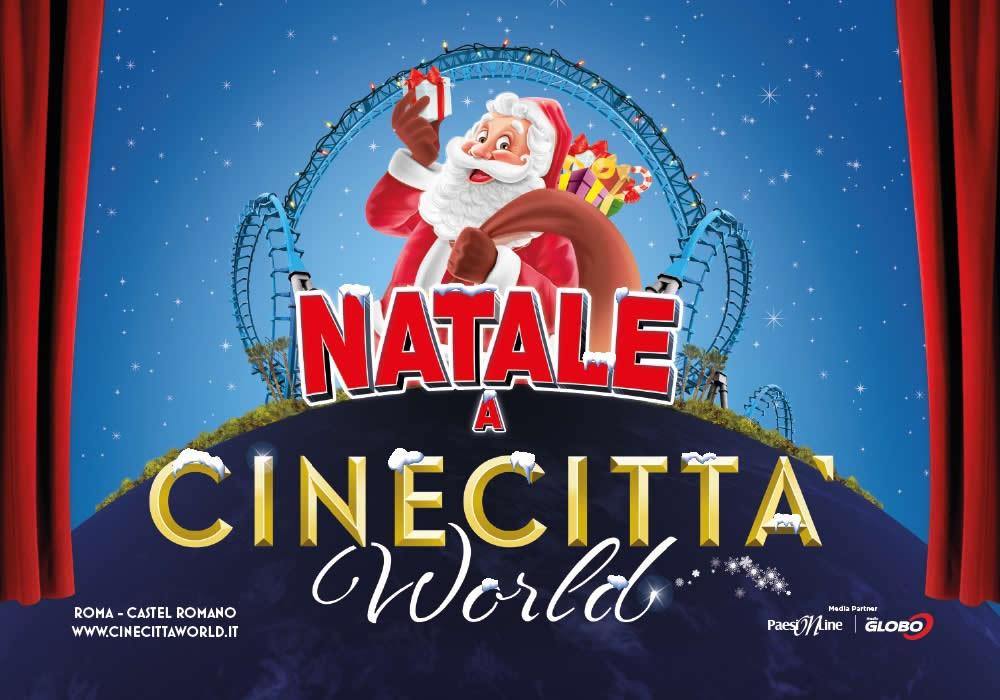 I Film Di Babbo Natale.A Cinecitta World Si Gira Il Piu Bel Film Di Natale Radio Globo